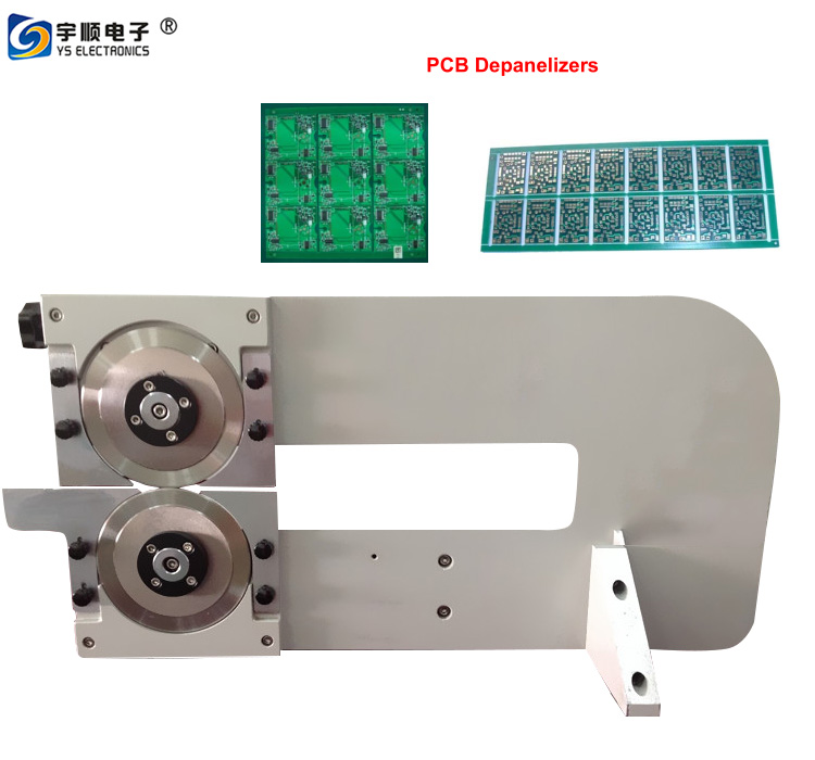 V Scored / FR4 Board PCB Depaneling Equipment with High Precision