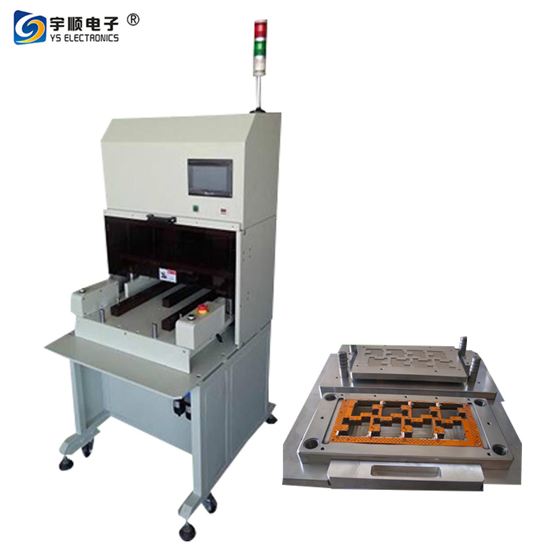 High Precision Pcb / Fpc Punch Separator  Pcb Depaneling Machine For Pcb Assembly- High Precision Pcb / Fpc Punch Separator  Pcb Depaneling Machine For Pcb Assembly Manufacturers, Suppliers and Exporters on pcbcuttingmachine.com Electronics Production Machinery