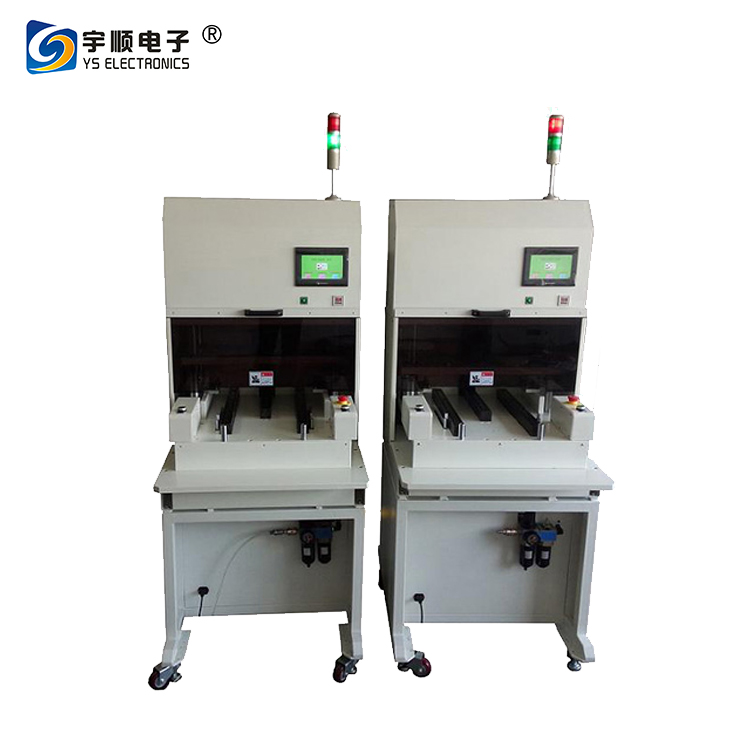 Pcb Punch Machine For Depaneling Pcb / Fpc  Automatic Pcb Depanelizer- Pcb Punch Machine For Depaneling Pcb / Fpc  Automatic Pcb Depanelizer Manufacturers, Suppliers and Exporters on pcbcuttingmachine.com Electronics Production Machinery