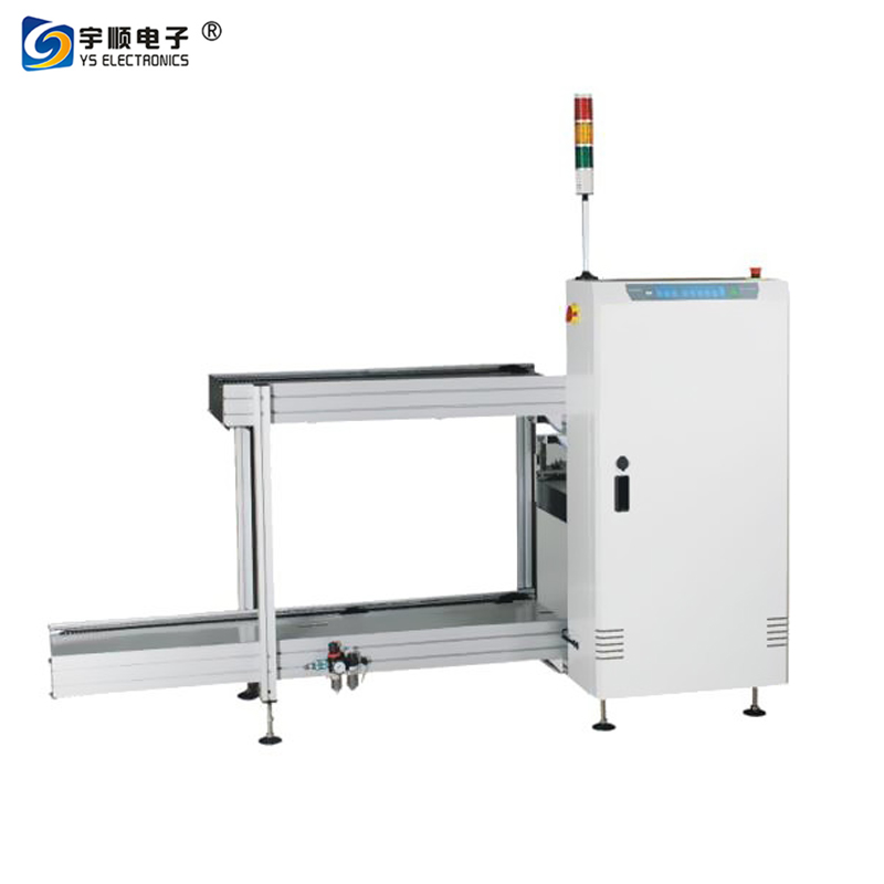 Hot sale PCB unloader equipment in SMT industral line_SMT PCB magazine unloader with CE certificate