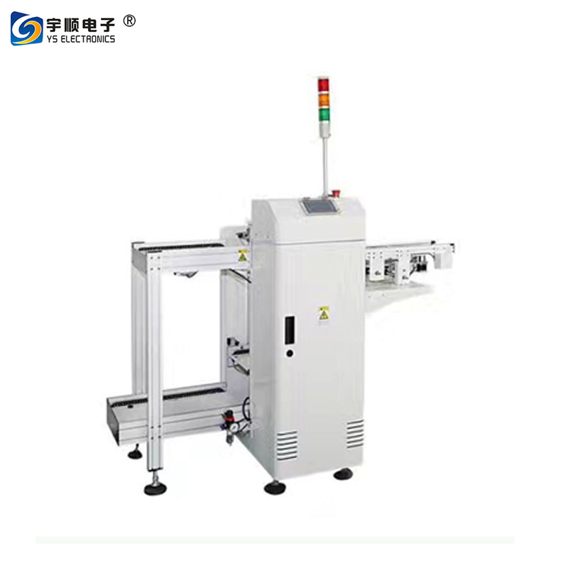Automatic SMT PCB unloader machine Manufacturer