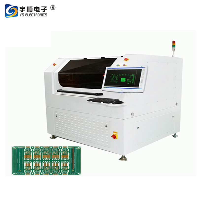 PCB Laser depaneling machine. FPC UV laser depaneling,High Precision Pcb Laser Depaneling Equipment