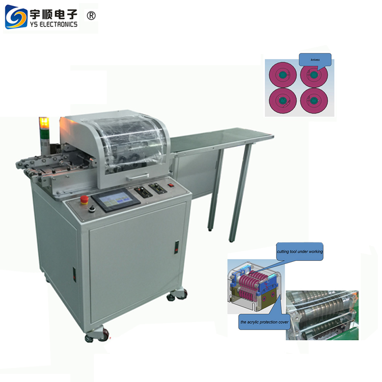 110V 220V 10W Pneumatic PCB V Grooving,PCB V-scoring machine,PCB-Router,Aluminum MCPCB Cutting Machine,V-Cutting Machine 620 * 230 * 400mm