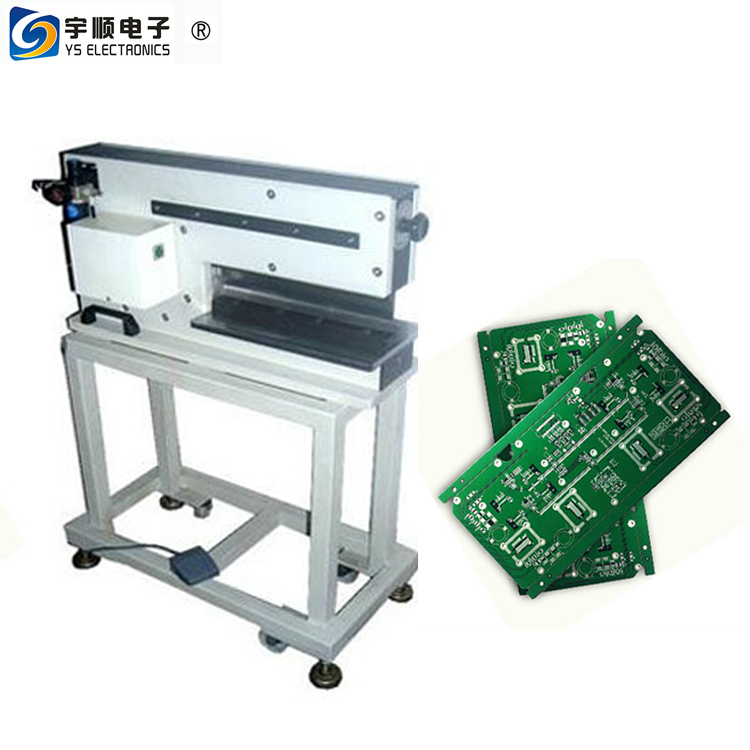 Pre-scored Pcb Separation Machine Cutting Length Up To 450 MM PCB lead cutting machine pcb cutter for small industries