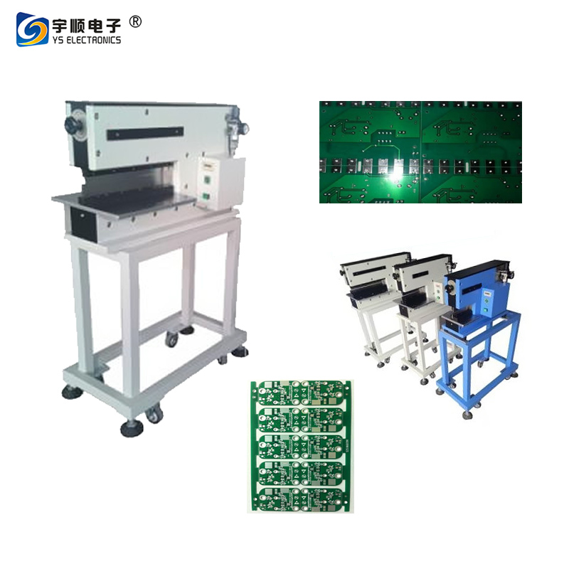 Printed Circuit Board V-Groove Cutting Machine|V-cut Pcb Separator Separation Pre-scored PCB Without Microstress
