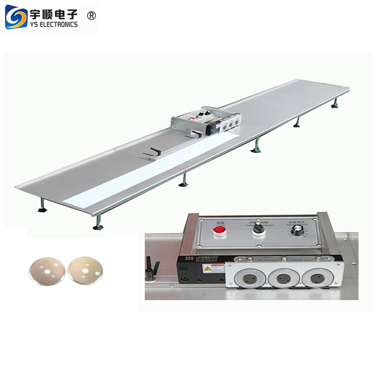 V Cut Groove PCB Separating Separator Cutting Machine-YSV-1A