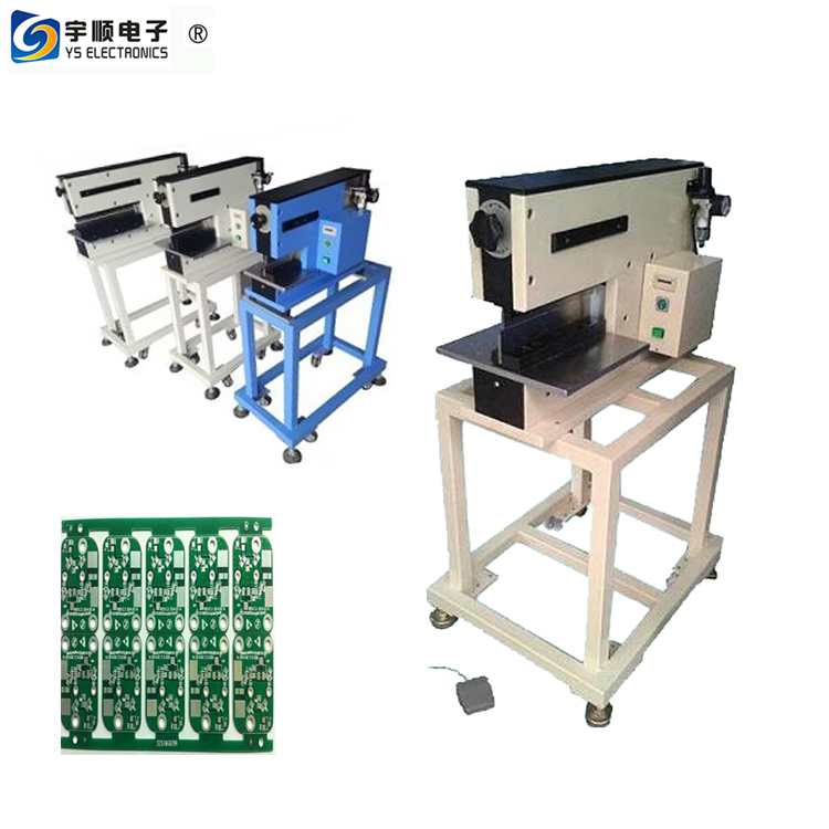 0.6 - 3.5 mm thickness Pcb Cutting Machine 180KG 960 × 425 × 350 mm